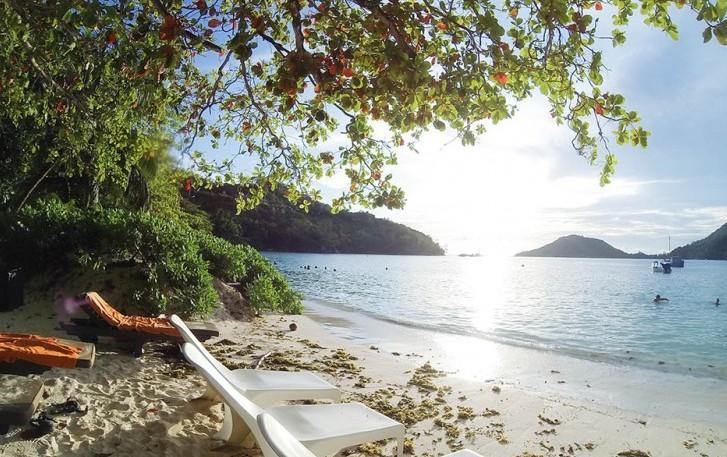 세이셸 Seychelles, 마헤섬 순백의 해변으로