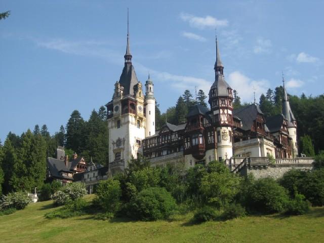 상상 이상의 아름다움, 루마니아 펠레슈 성을 가다!