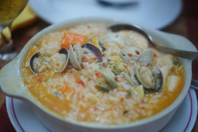 맛있는 해산물 요리 왕국, 포르투갈