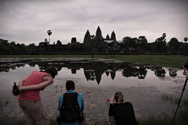 일상을 벗어나는 꿈, 자유여행 캄보디아