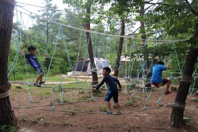 아이들과의 캠핑을 추천하는 3가지 이유