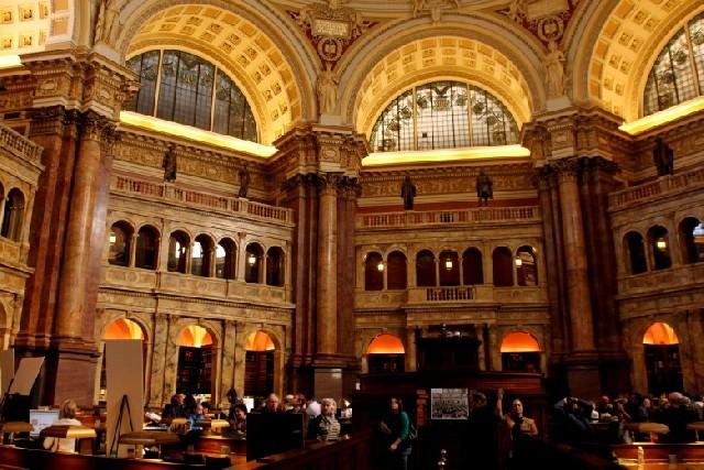 세계에서 가장 큰 도서관, 미국의회도서관으로 초대합니다!