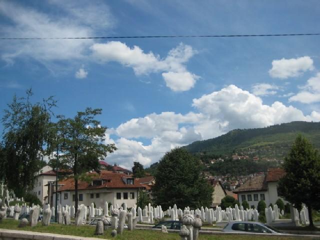 슬픔을 간직한 보스니아-헤르체코비나