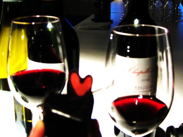 크리스마스 시즌 랑방파티에서 만난 프랑스 와인