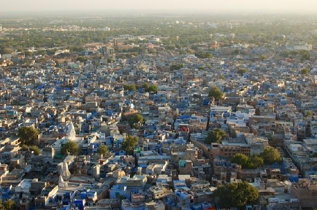 인도 여행, 블루시티 조드푸르
