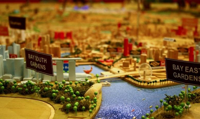 도시 집중 탐구! 싱가포르 시티 갤러리