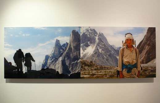 사진작가 유별남, '길 떠나는 자의 이야기'