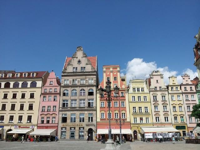 폴란드의 도시, 브로츠와프Wroclaw