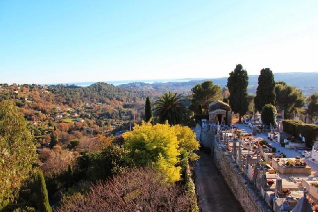 샤갈이 사랑한 마을, 생폴드방스