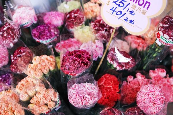 홍콩, 꽃 향기와 새 소리가 있는 아침!