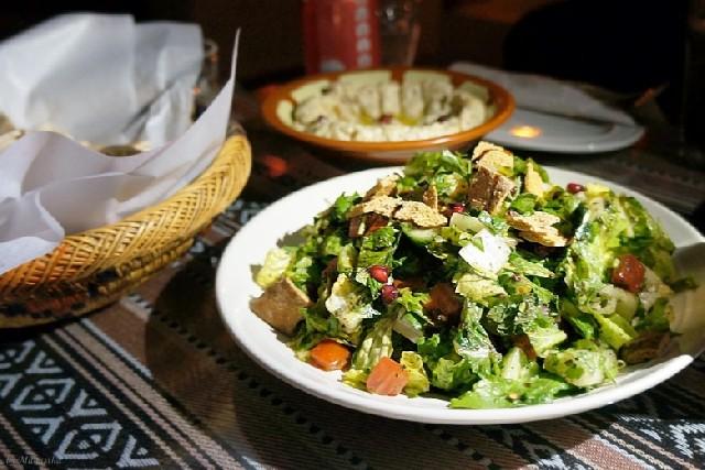 중동의 맛, 이것이 진정한 아라비안 나이트