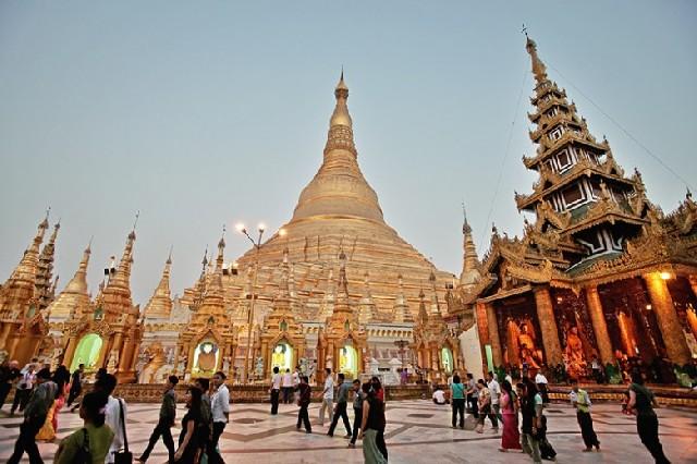 밍글라바! 황금의 나라 미얀마 9박 11일 스케치