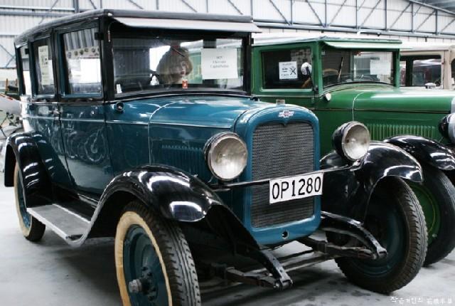 꿈을 이룬 수집가, 우연히 만난 자동차 박물관!