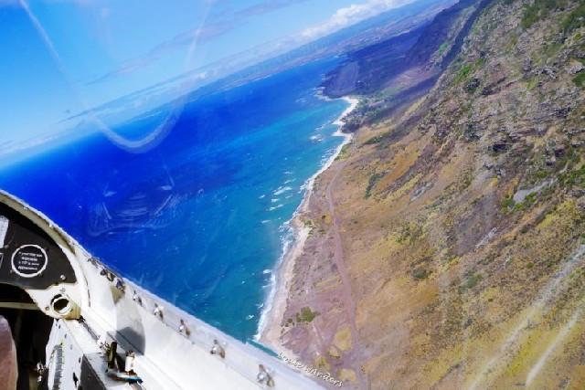바람을 타고 하늘을 서핑하다. 하와이 글라이딩 체험