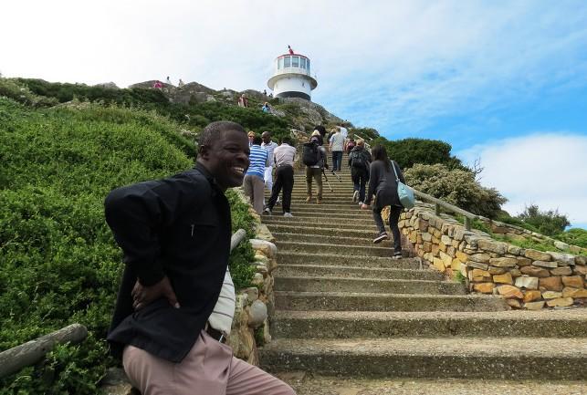 남아프리카 케이프반도, 희망봉으로 날다!