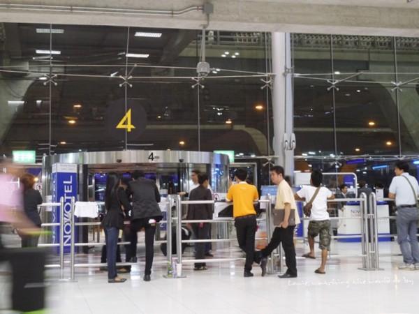 공항에서 밤새지 말자! 방콕공항 근처의 호텔