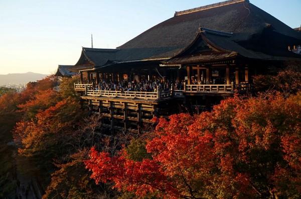 가을이 머물던 천년고도, 일본 교토