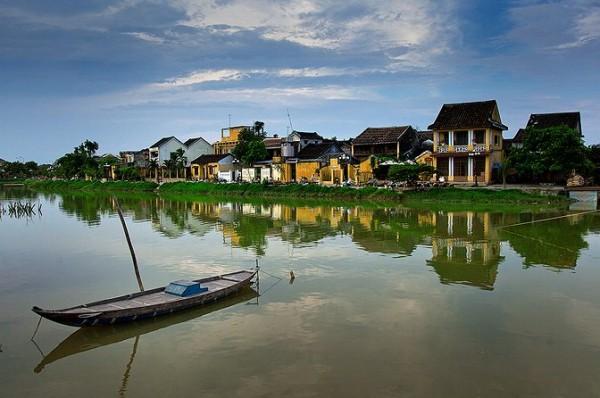 베트남 호이안 여행, 시간을 걷다.