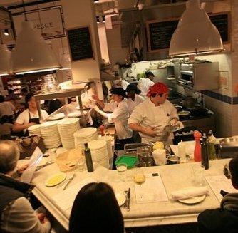 뉴욕 속의 이탈리아 : 잇탈리 eataly