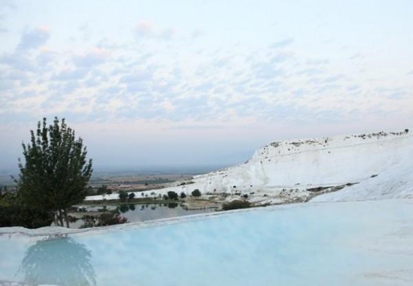 하얀 목화의 성, 터키 파묵칼레