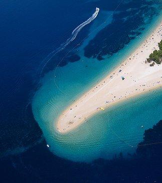 크로아티아 즐라트니라트의 여름!
