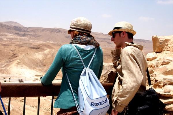 이스라엘 비밀의 요새, 마사다(Masada)!