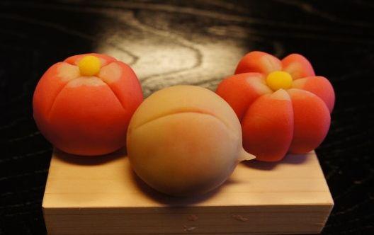 일본 교토의 화과자 만들기 교실!