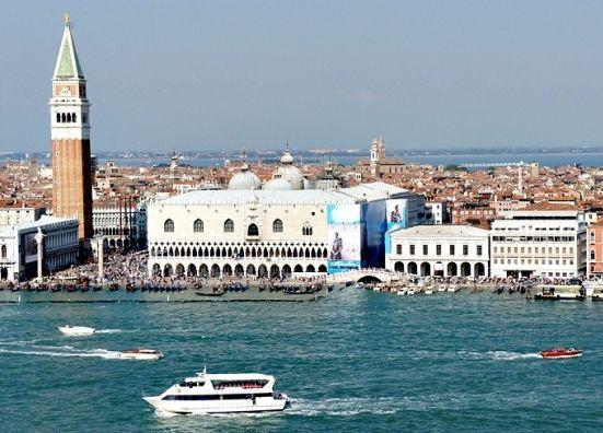 베네치아가 한눈에! 산 조르조 마조레 성당