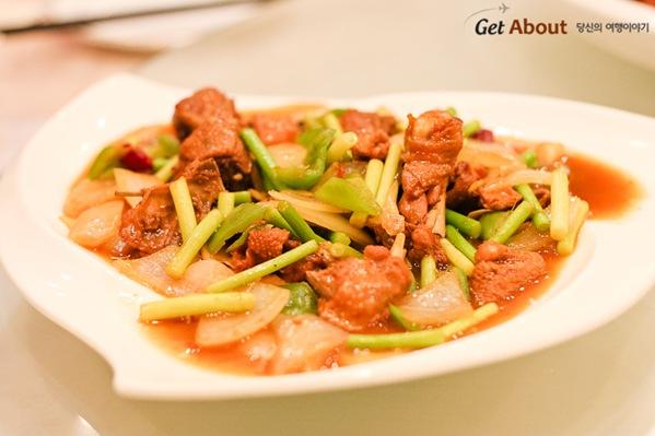 정주에서 느낀 중국의 식문화