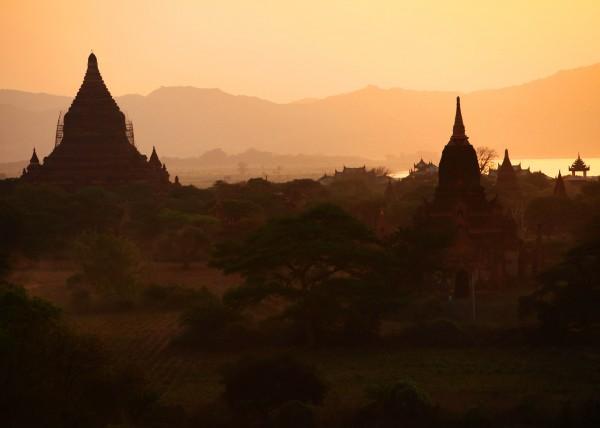 미얀마 바간의 유적지 TOP 5!