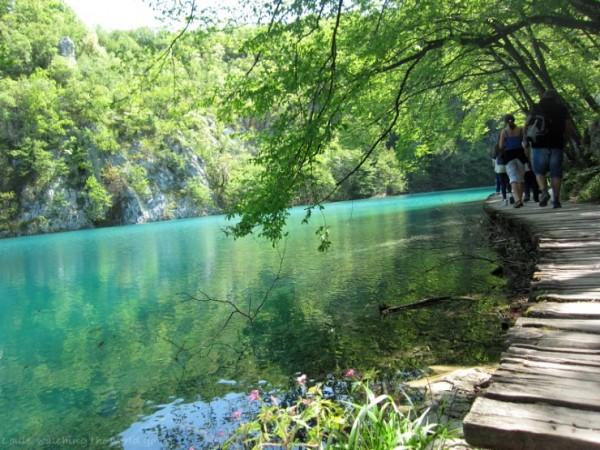 크로아티아 플리트비체 호수 트레킹!
