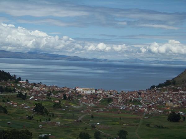 볼리비아 티티카카 호수의 진주, 코파카바나!
