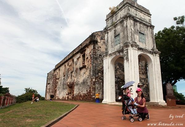 말라카, 역사가 있는 도시!