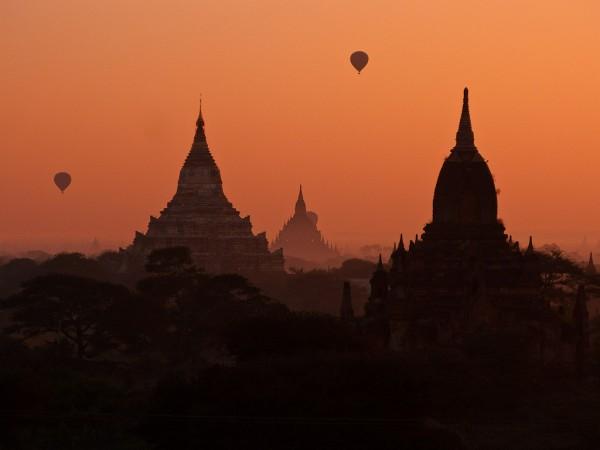 황금의 나라, 미얀마로 떠납니다!