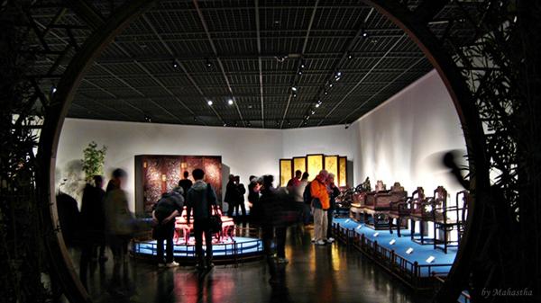 중국 역사의 축약본, 상하이 박물관