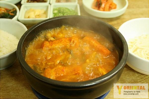 가을철 보양식, 추탕(秋湯)의 전설