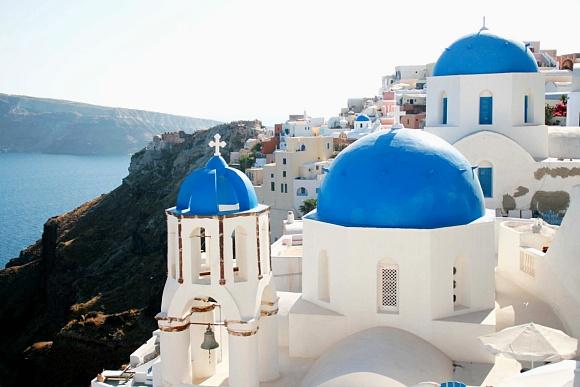그리스 이아마을로 떠나는 달콤한 허니문