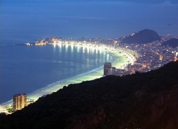브라질 리우데자네이루로 떠나는 해변 여행!