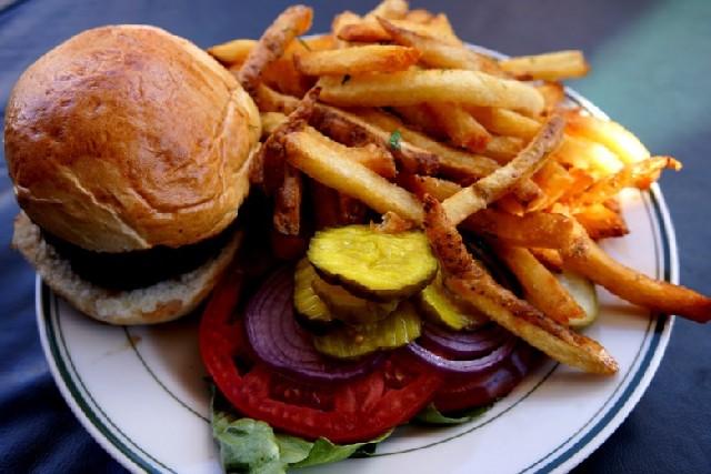 뉴요커의 햄버거, 듀몽 버거(Dumont Burger)