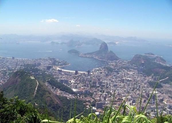 세계 최고의 미항, 브라질 리우데자네이루