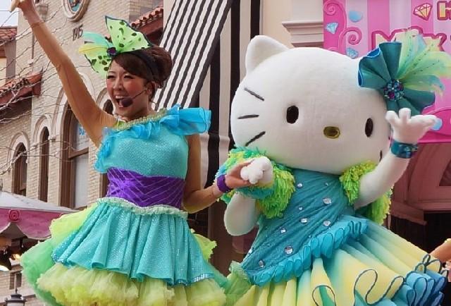 오사카 USJ, 사상 최대 봄맞이 부활절 이벤트!