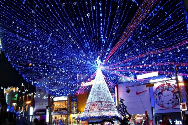 부산, 반짝반짝 겨울 야경축제!