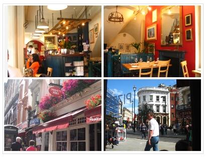 [유럽배낭여행]두근두근, 런던!