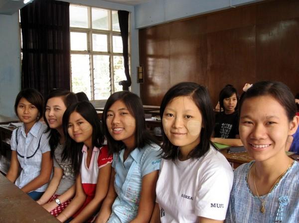 미얀마의 노란가루 '다나까'의 매력이란!