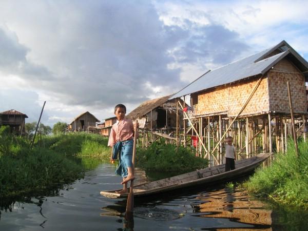 미얀마, 지구상 마지막 남은 순수의 땅