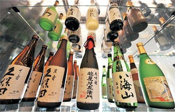제대로 알고 마시면 더 맛있는 일본술 사케
