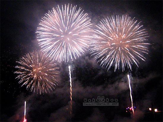 일본 최대 불꽃놀이, 아키타 오오마가리의 밤 하나비