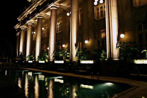 우체국을 개조한 싱가폴 호텔, Fullerton Hotel! [하나투어 Get About 싱가폴여행 정보]