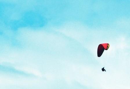 벅찬 감동, 욜루데니즈의 하늘을 날다!