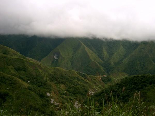 하늘을 향한 신들의 계단 – Banaue
